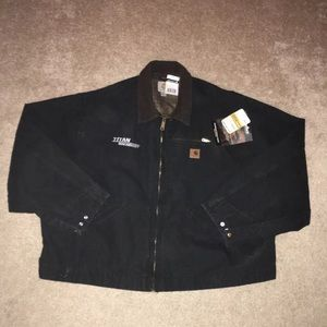 Carhartt Mens Detroit Coat Jacket 4XL